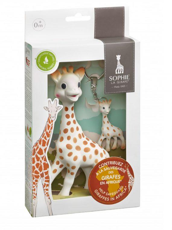 602b7f3587bac-Giraffe-Sophie-Pack-Regalo-Jirafa-Llavero-Tutete-1_l