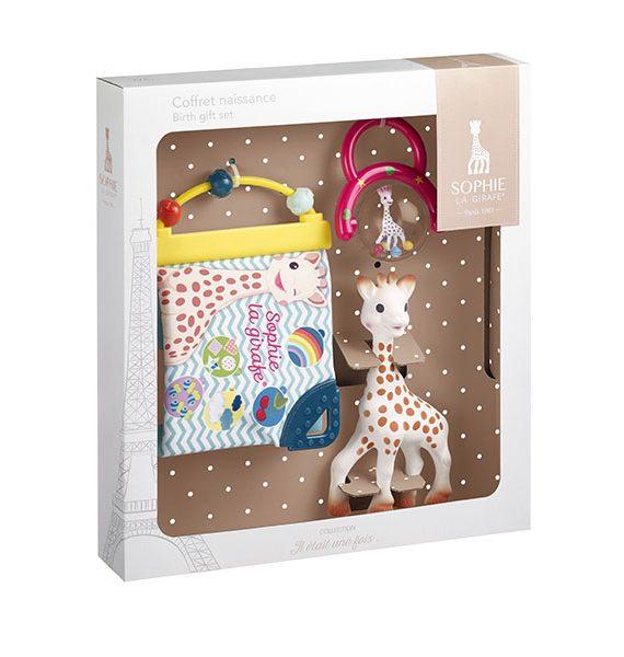 set-regalo-sophie-la-girafe